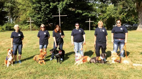 Mecca K9 Search Team